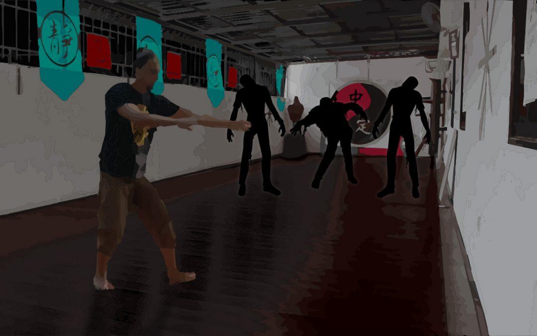 SPIRIT TRAINING {Tai Chi Zombies}